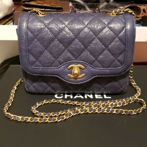 e6664ee696 Chanel Flap Bag (mini square) Cruise edition